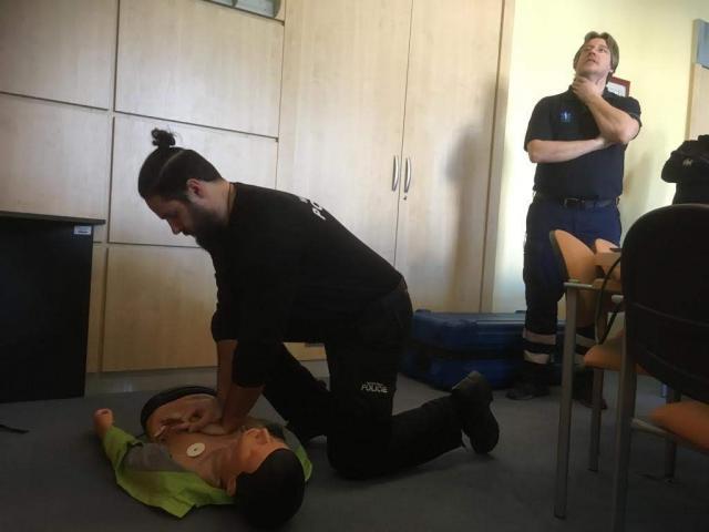 Školení AED